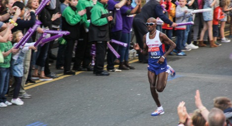 London Marathon 2014.7