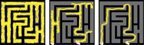 slime maze